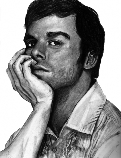 Michael C. Hall par arwenpandora